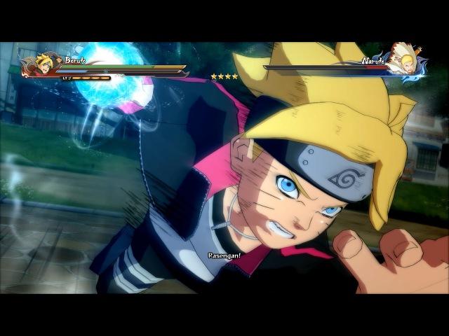 Road to Boruto: Naruto Boss Battle | Naruto Shippuden Ultimate Ninja Storm 4 [English Dub 60 FPS]