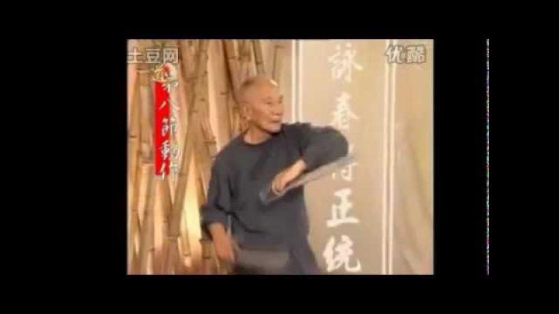 Ip Chun - Bart Cham Doh Set