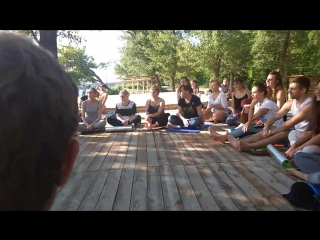 Mantra Jam with Rich Logan on AVATAR YOGA Festival pre-party