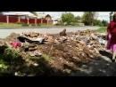 Блокнот Шахты. 2017 год. Стихийная свалка рядом с мусорником в поселке Новостройка.