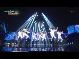 [VK][04.11.2016] MONSTA X - Fighter @ MusicBank