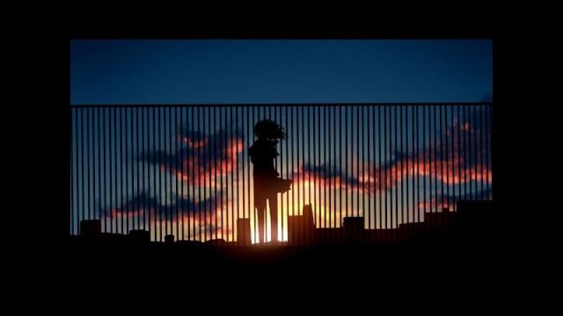 Там, где нас нет - горит невиданный рассвет...