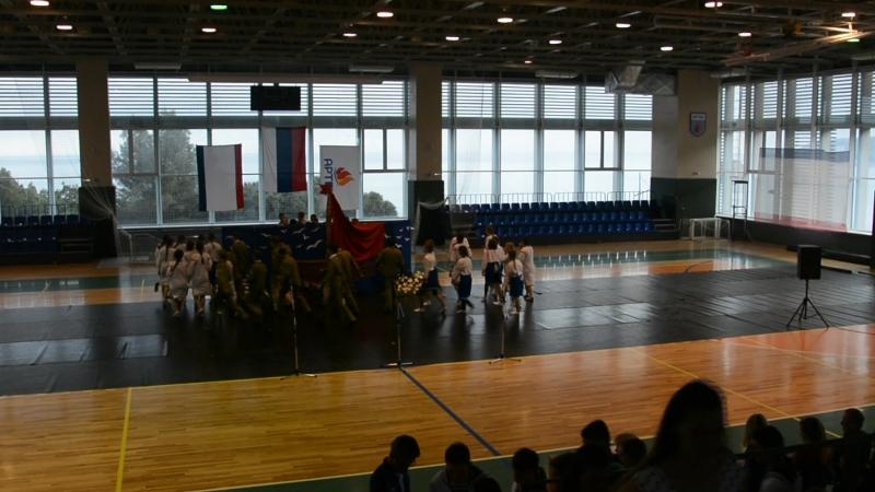 23 мая 2017г.Артек.Янтарный.5смена2017г.6 отряд.Гала-концерт.Наш танец.