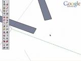Урок 13. Фиксация объектов по осям. Базовый курс SketchUP