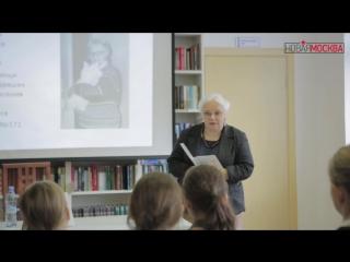 Ольга Громова и Сахарный ребенок в Коммунарке