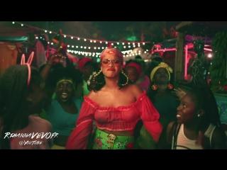 Новый видеоклип на совместный сингл DJ Khaled, Рианны и Брайсона Тиллера.
