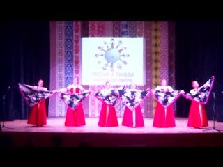 Коллектив Лейла, русский народный лирический танец