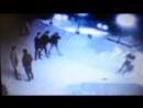 Видео с камеры наружного наблюдения