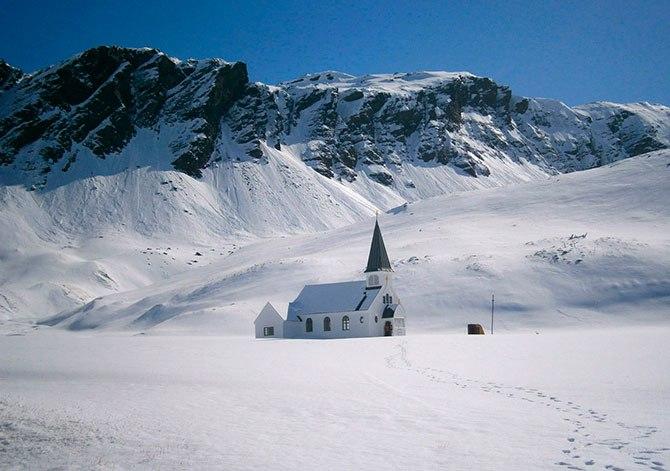 Антарктида - ледяной континент (35 фото)