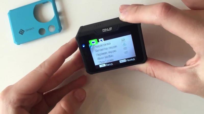 Обзор предпродажной версии SlimCam C400 от партнёров