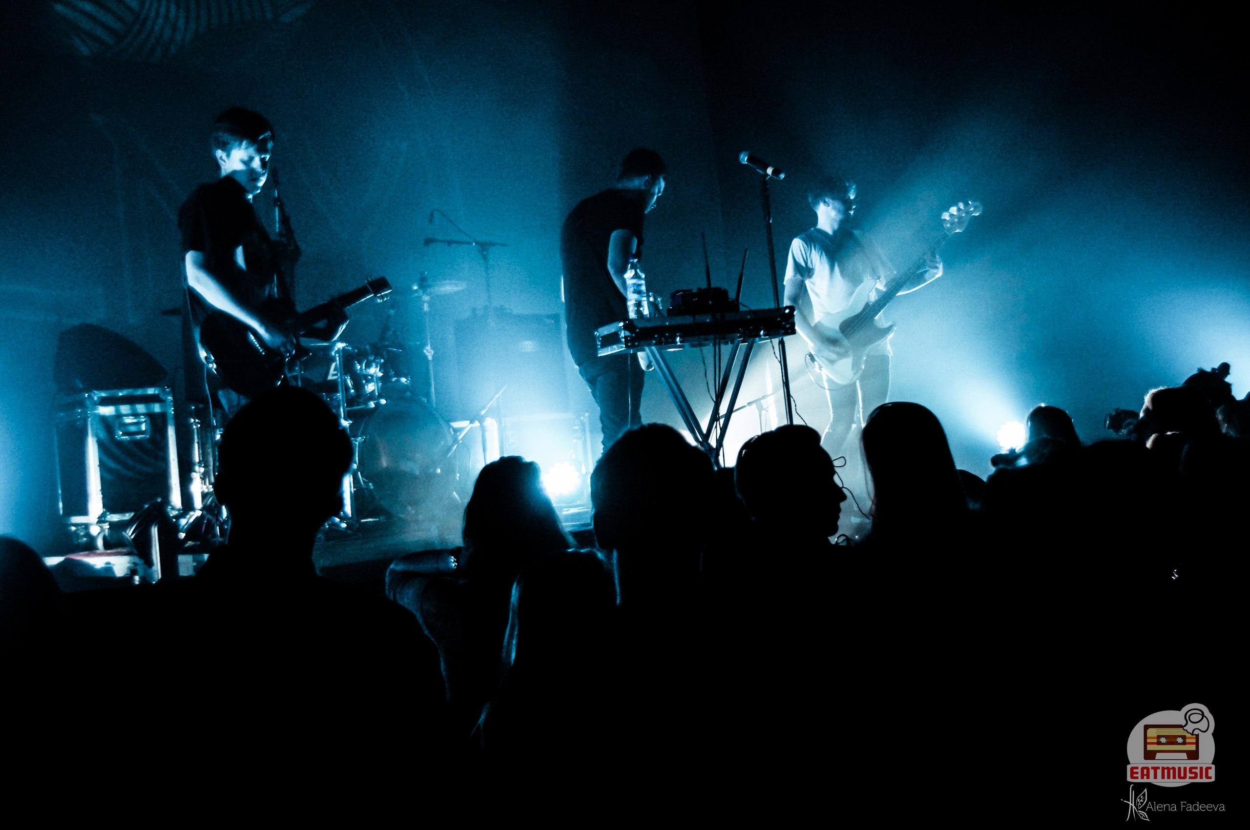 Концерт VLNY + VIDEATAPE @ Эрарта (СПб) Фотограф - Алена Фадеева