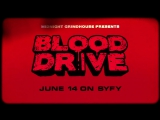 Второй трейлер сериала «Кровавые гонки».