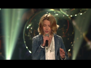 Blue - Breathe Easy (Matteo)  Halbfinale  The Voice Kids 2016  SAT.1