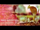 Шри Шри Рави Шанкар - Маха Рудра Хома на Шиваратри (24.02.17)