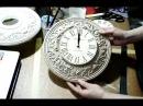 Декупаж ✿ Часы ✿ Decoupage ✿ Wall clock ✿ Мастер класс Татьяны Чимбирь