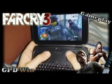 GPD Win (Far Cry 3) [Gameplay][Download Gamepad config + config game]