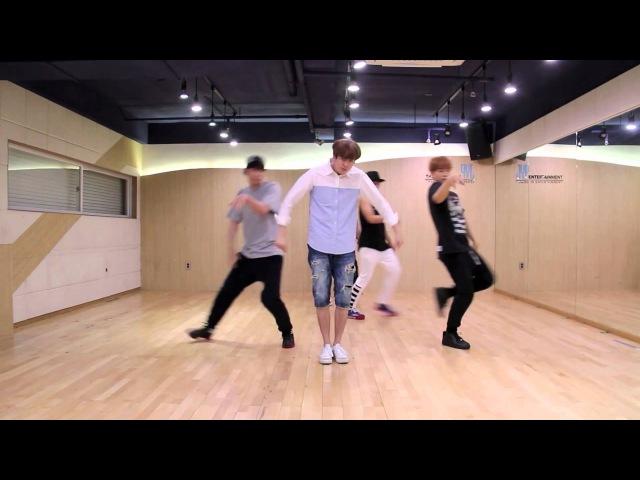 [MIRRORED] 2PM 우리집My House Dance Practice 안무연습 거울모드 MIRROR Normal Speed