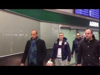 Milan, Deulofeu è a arrivato a Milano: 'Il Milan una grande squadra, felice di giocare con Suso'