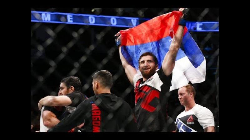 UFC запрещает вынос российского флага, боец UFC снялся для журнала для геев