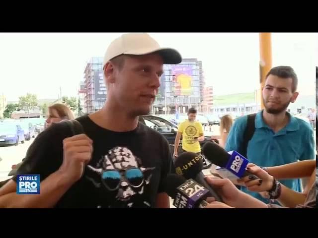 STIRILE PROTV 2016: ARMIN VAN BUUREN LA UNTOLD