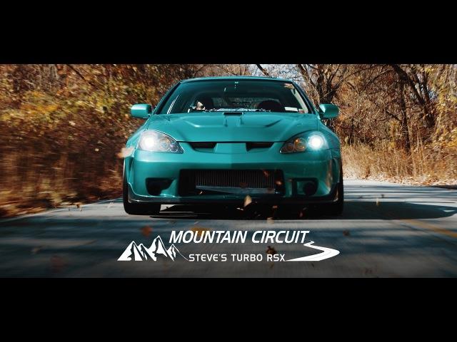 MOUNTAIN CIRCUIT | Steve's Turbo RSX | HALCYON (4K)