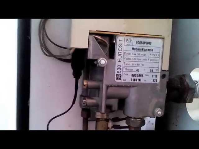 Поломка автоматики Eurosit 630. Как я решил проблему, может камуто пригодится