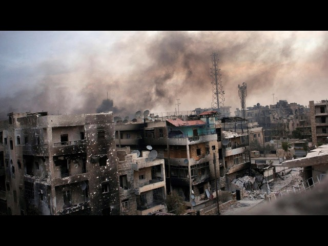 Сирийская мясорубка / Syrian War / الحرب في سوريا