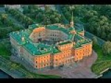 Неприступный дворец-замок Павла - I.  Тайны Михайловского замка.