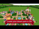 RollerCoaster Tycoon Touch   Trailer