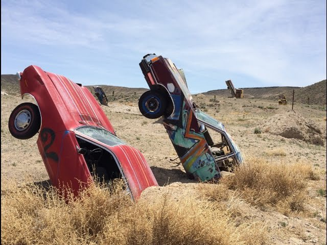 Route 66 Застывшее время