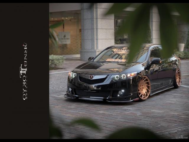 Honda Accord Tourer | The Sasaki-Sans Interview Dope