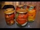 Рецепт Пальчики оближешь. Маринованные томаты.