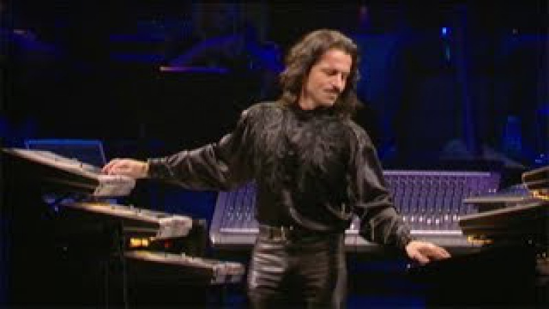 Yanni FROM THE VAULT Acroyali Standing in Motion Live HD HQ