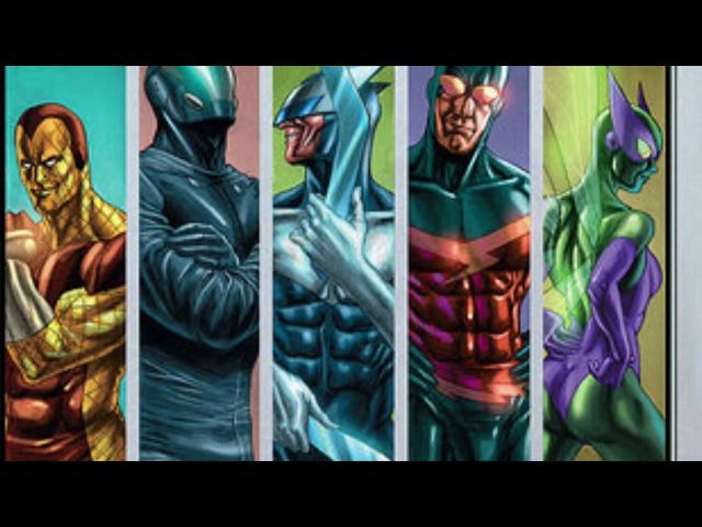 Обзор Комикса 2 - Совершенные враги Человека - Паука (все 3 тома)