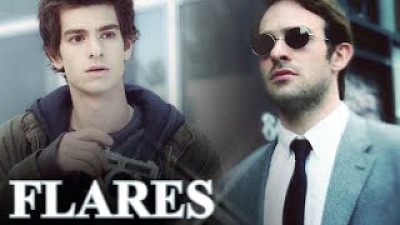 Flares | Peter Parker Matt Murdock