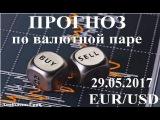 Прогноз по евро доллар (EURUSD) на 29.05.2017