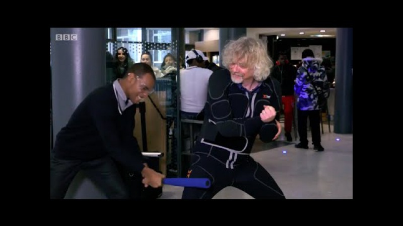 D3OXION featured on BBC - The One Show