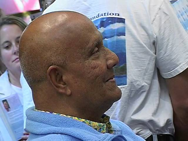 Sri Chinmoy Book-Signing in Oslo