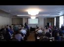 Jean Becchio. Congres de CITAC, Athenes 29/09/2016