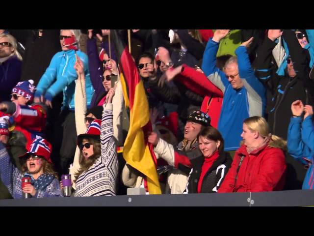 Miracles - Official song for the IBU World Championships Biathlon Oslo 2016