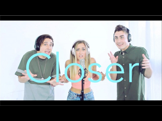 Closer - The Chainsmokers ft. Halsey [COVER BY THE GORENC SIBLINGS]
