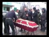 Похороны погибших ДЕТЕЙ в Углегорске