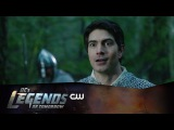 DC's Legends of Tomorrow | Inside DC's Legends: Camelot/3000 | The CW
