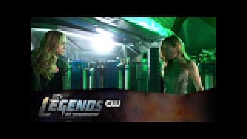 Легенды Завтрашнего Дня: 2 сезон 13 серия Затерянный мир расширенное промо