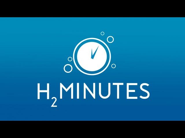 H2 Minutes PRO ВОДОРОД (Эпизод 2) Знакомьтесь с молекулой водорода (H2)