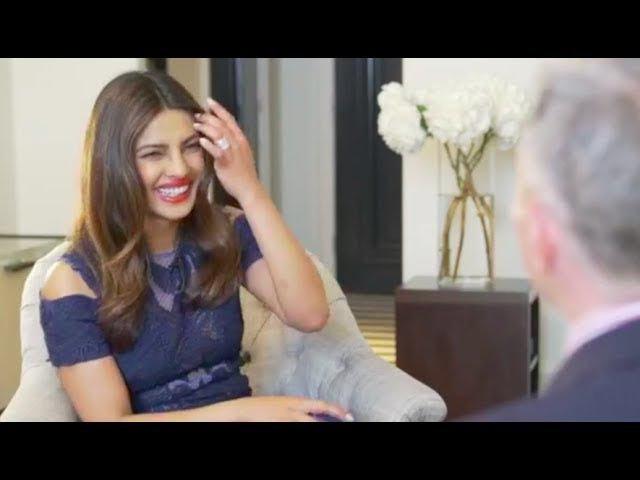 Priyanka Chopra Facebook Live | Baywatch