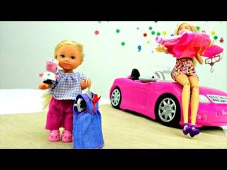 #Барби и Штеффи в магазине