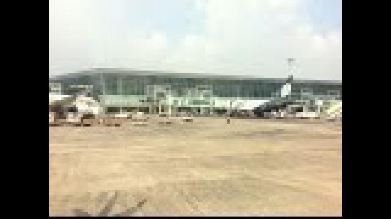 Dhaka to Kolkata Flight 03 - Bangladesh Biman - India Tour