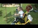 Skippi - dziecięcy wózek elektryczny firmy Otto Bock (film nr 2)
