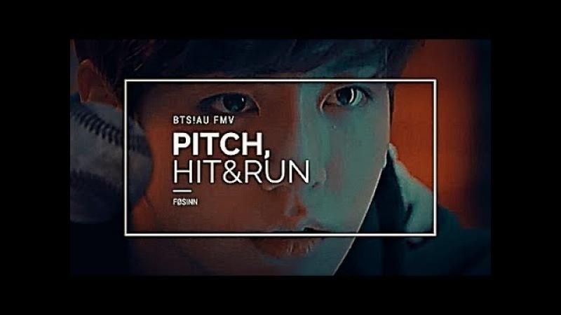Yoonkook | au | pitch, hit 𝑎𝑛𝑑 run